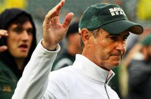 Art Briles officially out at Baylor after scandal