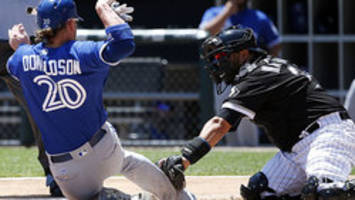 Jays hang on for win despite White Sox home run barrage
