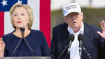 clinton and trump are using the uk's brexit mess to their advantage
