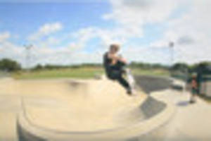 churchdown skatejam cancelled today by organisers