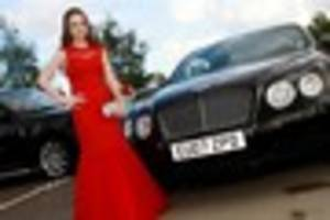 pictures: pittville school holds glamorous prom at cheltenham...