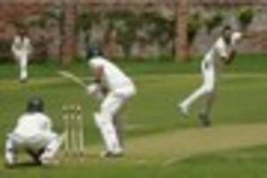 photos: reigate priory cricket club versus wimbledon
