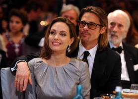 (video) brad pitt and angelina jolie divorce rumors: will hollywood couple overcome their difficult time together?