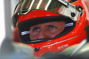 michael schumacher news update: fans are avid to know about michael schumacher's real condition