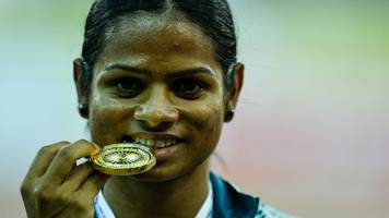 Rio 2016: Indian 'gender-test' sprinter Dutee Chand secures 100m spot