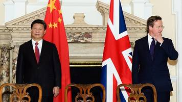 China warns Brexit will 'cast shadow' over global economy