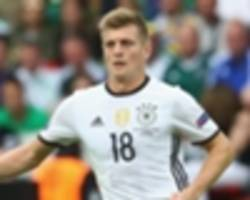 Low relying on Kroos to show Germany the way