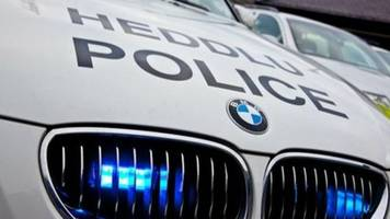 Two seriously injured in Newport crash