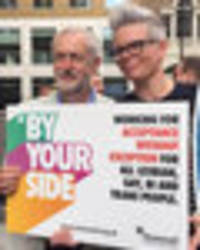 Fans call out Jeremy Corbyn for confusing London Pride hashtag for ITV2 show Love Island