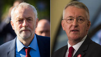 Brexit: 'Half' of Labour top team set to resign