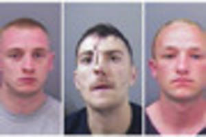 Prolific offenders who have committed more than 240 crimes jailed...