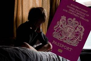 Post Office RUNS OUT of Irish passport application forms following Brexit result