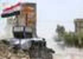 Fallujah 'Fully Liberated' From Islamic State