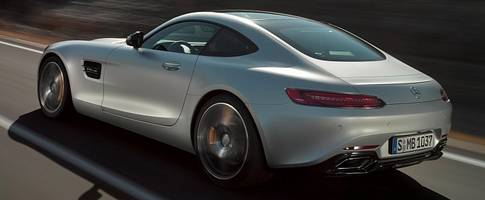 Mercedes-AMG GT S Recalled In the United States Over Driveshaft Bond Failure
