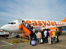 Budget airline easyJet warns Brexit uncertainty will add to its woes as it expects lower profits after strikes and bad weather