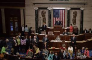 Conservative Watchdog Files Ethics Complaint Against House Dems for Sit-In
