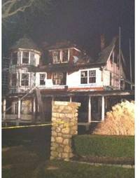 Contractor in Fatal Stamford Christmas Fire Nowhere to be Found: Report