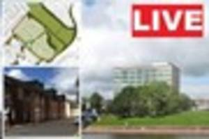 follow it live as future of four major exeter projects decided