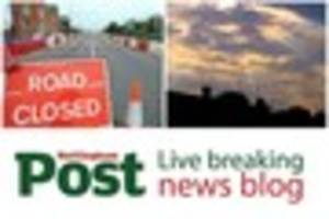 Live news, travel and weather updates for Nottingham on Monday,...