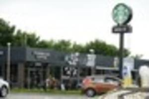 starbucks submits plans to open new store in smallthorne –...