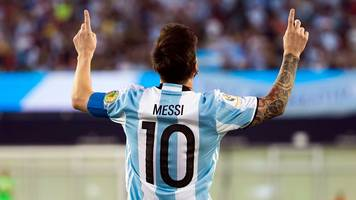 How will Lionel Messi's Argentina career be remembered?
