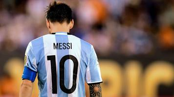 Lionel Messi: How will his Argentina career be remembered?