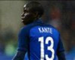 rumours: zidane tells real madrid to sign n'golo kante