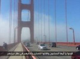 isis makes threats in sickening video against san francisco and las vegas