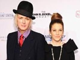 Lisa Marie Presley files for divorce from Michael Lockwood after ten years of marriage