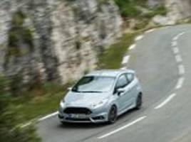 Ford's swansong Fiesta ST is faster, sharper and more comfortable than it has ever been