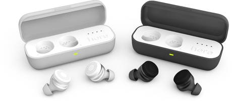 these new wireless earbuds not only let you play music, but also customize how the world sounds around you
