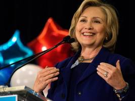 Hillary Clinton In Southland Today For 2 Fundraisers, Digital Content Town Hall