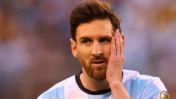 messi must go on - maradona