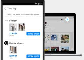 Pinterest's new 'shopping bag' lets you shop from any Website with a single transaction