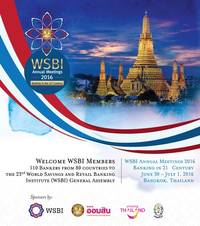 gsb to host the world saving and retail banking institute (wsbi) annual meetings 2016: banking in 21st century in bangkok