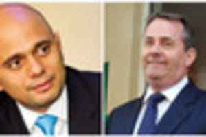 Bristol's Liam Fox and Sajid Javid are possible contenders in...