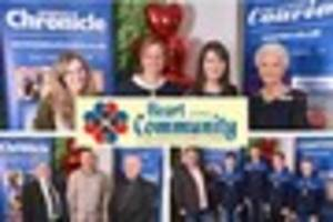 Nominations open for Heart of the Community Awards in Tunbridge...