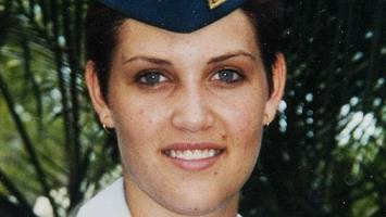 Why Air Force cadet took her own life