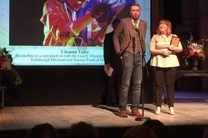 Ayr's Borderline Theatre and The Gaiety scoop top prize at Scottish theatre awards