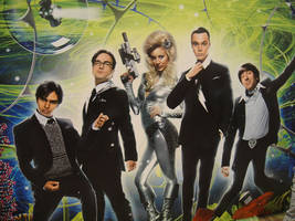 'the big bang theory' season 10 news, updates & release date: kaley cuoco, johnny, galecki get their own 'star tre' action figures at san diego comic con