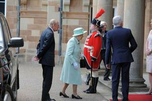 queen jokes with martin mcguinness i'm still alive