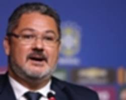 a weight has been lifted - rogerio micale lifts tension at cbf ahead of rio olympics
