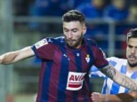 Borja Baston wanted by West Brom as Tony Pulis looks to freshen up attack with Atletico Madrid striker