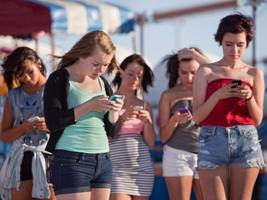 Facts about today's teens' technology, social media use and sex