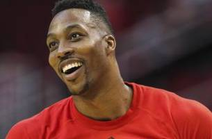 Dwight Howard reportedly will have meeting with Celtics and Hawks