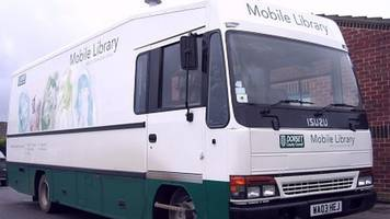 Dorset mobile library cuts finalized by county cabinet