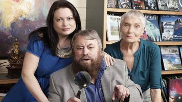 brian blessed on his new challenge