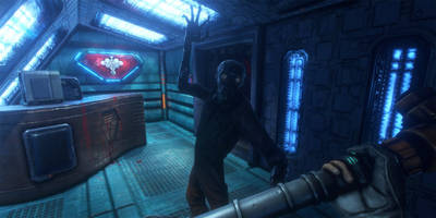 A System Shock remake is in the works and you can try the demo right now