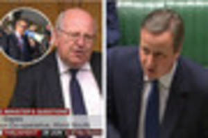 'what about hull?' shout at prime minister's questions as mp...