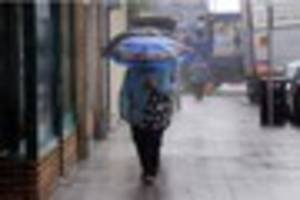 Bristol weather: Heavy rain and strong winds set to continue